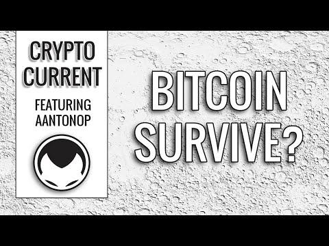 Will Bitcoin Survive Governments? – Andreas M. Antonopoulos