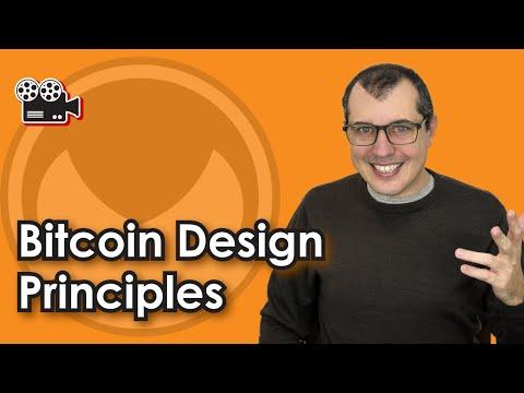Bitcoin Design Principles – IDEO Lab presentation by Andreas M. Antonopoulos